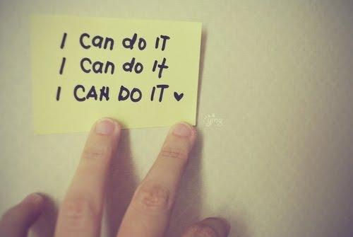 Io posso farcela